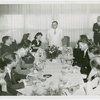 LaGuardia, Fiorello, H. - Speaking at luncheon