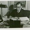 LaGuardia, Fiorello, H. - Signing Holiday of Joy Proclamation