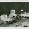 League of Nations - Building - Model