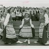 Lithuania Participation - Children in traditional dress