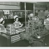 Lucky Strike - Women working in cigarette factory
