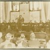 Luncheons and Dinners - Grover Whalen making WNYC radio speech