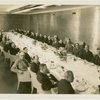 Luncheons and Dinners - Robert Kohn and others at table