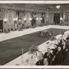 Luncheons and Dinners - Guests at tables