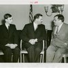 Luxembourg Participation - Prince Felix, Crown Prince Jean and Fiorello LaGuardia