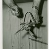 Marionettes - Close-up of hands