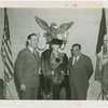 Maryland Day - Herbert O'Connor with wife and Fiorello LaGuardia