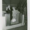 Massachusetts Day - Leverett Saltonstall and wife