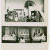 Medicine and Public Health - Diorama depicting primitive means of health care (Francis Rigney)
