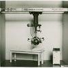 Medicine and Public Health - Model of apparatus for telecurietherapy (Leopold Steiner)
