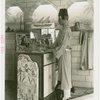 National Cash Register building - Egypt exhibit