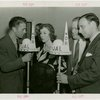 New Jersey Participation - Susan Hayward broadcasting with three others