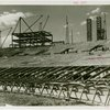 New York State - Exhibit Building and Amphitheater - Construction of amphitheater
