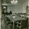 New York World's Fair - Administrative Offices - Dining area