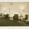 New York World's Fair - Administrative Offices - President's Office Reception Room - Chairs