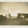 New York World's Fair - Administrative Offices - President's Office Reception Room - Couch and chairs