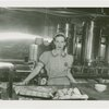 New York World's Fair - Employees - Waitress at counter