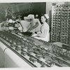 New York World's Fair - Employees - Bakers - Bakers demonstrating mass production of cupcakes