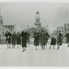 New York World's Fair - Employees - Females - Snow Battle - Women in the Court of States