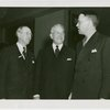 New York World's Fair - Employees - Gibson, Harvey (Chairman of Board) - With Associated Press editors