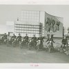 New York World's Fair - Employees - Police - Policemen on motorcycles