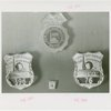 New York World's Fair - Employees - Police - Badges