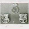 New York World's Fair - Employees - Police - Badges