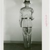 New York World's Fair - Employees - Police - Back of policeman in uniform