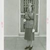 New York World's Fair - Employees - Police - Policewoman in uniform