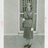 New York World's Fair - Employees - Police - Policewoman in uniform