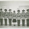 New York World's Fair - Employees - Police - Policemen and policewoman in uniform