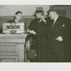 New York World's Fair - Employees - Police - Sergeant, Commissioner and Chief Inspector on phone