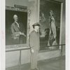 New York World's Fair - Employees - Police - Guard at Contemporary Arts Building