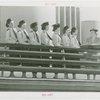 New York World's Fair - Employees - Police - Henrietta Additon and Policewomen