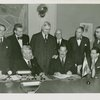 New York World's Fair - Employees - Grover Whalen with group