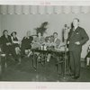 New York World's Fair - National Advisory Committees - Charles Taussig giving speech