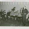New York World's Fair - National Advisory Committees - Charles Taussig giving speech