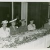 New York World's Fair - National Advisory Committees - Guests at luncheon