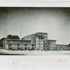 New York World's Fair - National Advisory Committees - Building - Sketch