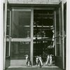 New York World's Fair - National Advisory Committees - Building - Penguins at front door