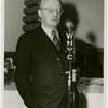 North Carolina Participation - Man speaking into microphone