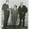 North Dakota Day - John Moses (Governor), Lynn J. Frasier and Fiorello LaGuardia