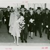 Norway Participation - Prince Olav and Princess Martha - With Grover Whalen and group walking down Helicline
