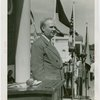 Ohio - Bricker, John W. (Governor) - Speaking at dedication