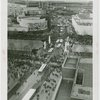 Opening Day - 1939 Season - Aerial view