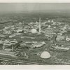 Opening Day - 1940 Season - Aerial view