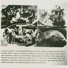 Exhibit placard about Plymouth Rock pilgrims