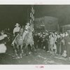 Parades - Fiorello LaGuardia and Grover Whalen on horseback