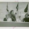 Pennsylvania Participation - Woman speaking at dedication
