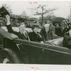 Pennsylvania Participation - Governors - Governor Arthur H. James, his daughter and Mrs. Clement